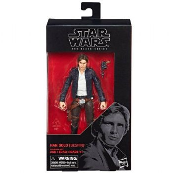 "Star Wars The Black Series Han Solo Bespin 6"" Action Figure"